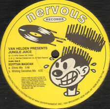 ARMAND VAN HELDEN - Loves Ecstasy / Egyptian Magician - Presents Jungle Juice