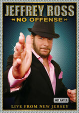Jeffrey Ross - No Offense: Live from New Jersey 2008 DVD