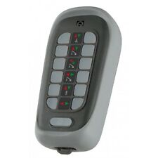 QUICK NAUTICAL EQUIPMENT- WIRELESS HANDHELD REMOTE CONTROL 12 BUTTONS 913 MHz