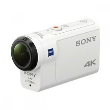 SONY Digital 4K Video Camera Recorder Action Cam FDR-X3000 White Japan import