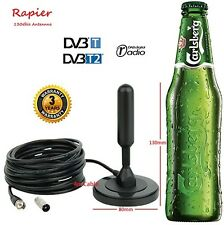 BEST High Definition CAMPER Digitale Freeview portatili TV antenna aerea