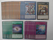 Black Luster Soldier Deck * Ready To Play * Yu-gi-oh
