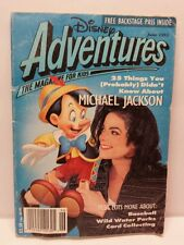Disney Adventures The Magazine Back Issue June 1993 Michael Jackson King Of Pop