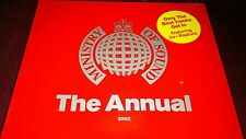 ministry of sound cd the annual 2002