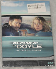Republic of Doyle Complete Season 5 Five - DVD Box Set - NEW & SEALED