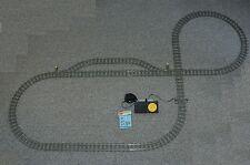 Lego 9V Eisenbahn TRAIN 4520 4515 4531 Schienen SET Weichen Trafo TRACKS TRACK C