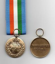 UNITED NATIONS MEDAL FOR IVORY COAST 1