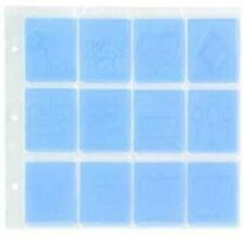 Quickutz (EZ-EF4PK-12-2x2) Storage Sheets for Embossing Folders DISCONTINUED
