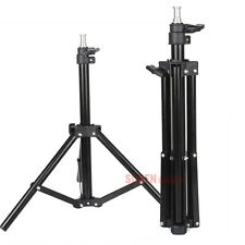 Mini 38cm-75cm Studio Lighting Photo Light Stand Bracket For Flash Strobe Light