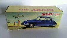 VINTAGE DINKY TOYS/NOREV 530 RED DS 19 CITROEN CAR BRAND NEW IN BOX GREAT ITEM