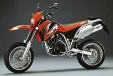 KTM 400 540 620 640 660 LC4 & LC4e ENGINE WORKSHOP SERVICE REPAIR & PARTS MANUAL