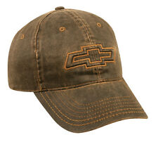 Chevy Weathered Cotton Cap Hat