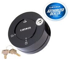 NRG Steering Wheel Quick Release Quick Lock Shine Black SRK-101LB