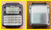 Orologio Alexander calcolatrice (vintage alarm quartz calculator simile a Casio)