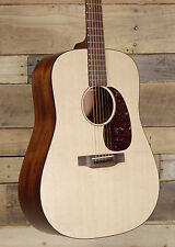 Martin D-15 Special Acoustic Guitar Natural Finish W/ Case