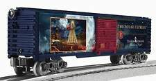 "LIONEL THOMAS KINKADE ""THE POLAR EXPRESS"" BOX CAR  O GAUGE"