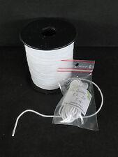 ELASTIQUE de remontage en COTON pour POUPEE  - Stringing Elastic 2mm (5 Mètres)