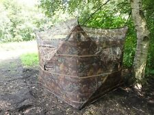 Covert 2 Shooting Hide Woodland Camo Pigeon Shooting Pop Up Hide Decoying Decoys
