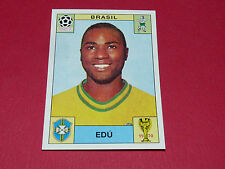 43 EDU 1970 MEXICO 70 BRESIL FOOTBALL PANINI WORLD CUP STORY 1990 SONRIC'S