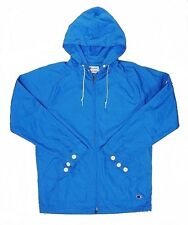 Champion Heritage Zip Up Hooded Jacket/ Windbreaker Sky blue CSJ5055 Size M NWT
