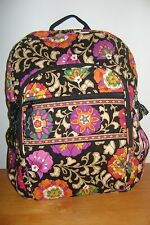 Vera Bradley SUZANI CAMPUS BACKPACK Bag NWT