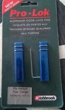 Richbrook Aluminium door lock pins Renault 5 / Twingo 3000.72 BLUE
