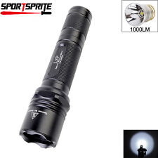 Solarforce L2P CREE XML-2-T6 1000Lumens 1 mode CR123A/16340/18650 LED Flashlight