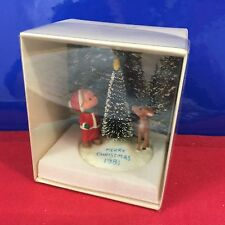 Hallmark Ornament Betsey Clark Merry Christmas 1981 New in Box