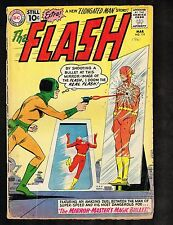 """Flash #119 ~  """"The Mirror-Master's Magic Bullet!"""" ~ 1961 (3.0) WH"""