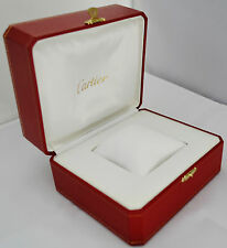 CARTIER Watch Box Diver Santos Panthère Roadster Tank Must Seatimer COWA0043 OEM
