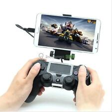 Smart Mobile Phone Clip Clamp Mount Holder For Sony Play Station PS4 Controller