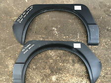 MK1 GOLF 3 Door 1 PAIR REAR OUTER WHEEL ARCHES ARCH 1974-1984 inc GTI