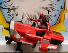 "Marvel Universe Deadpool With Missile Cannon X-Men 3 3/4"" Figure Loose USED"