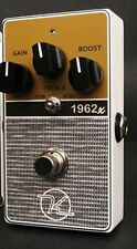 NEW KEELEY 1962x 2-MODE LIMITED BRITISH OVERDRIVE PEDAL w/ FREE US SHIPPING