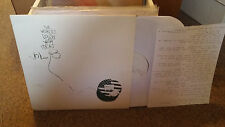 The World is Lousy with Ideas Vol 8 Ver 2 LP V/A Vivian Girls Insert Garage NM-