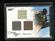 James Bond in Motion TC02 costume card 147/1300