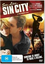 Sex And Lies In Sin City DVD Region 4 (VG Condition)