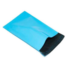 """25 Turquoise 14""""x47"""" Mailing Postage Postal Mail Bags"""
