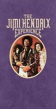 The Jimi Hendrix Experience Box Set NEW SEALED 4 CD's 56 Unreleased Songs & Book