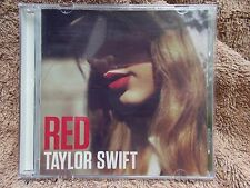 TAYLOR SWIFT RED C.D.NEW