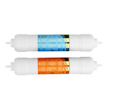 2pcs Replacement Water Filter Set for Coway CHP-06EL/ER/EU Standing Purifier