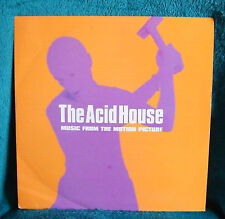 "THE ACID HOUSE - MUSIC FROM THE MOTION PICTURE - 12"" VINYL - PROMO - COMPILATION"