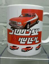Starsky and Hutch Car Ford Gran Torino car Gift Mug