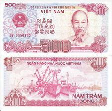 VIETNAM - 500 dong 1988 FDS - UNC