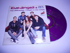 Eve Angeli & A1 / Nos différences caught  in the middle - cd single