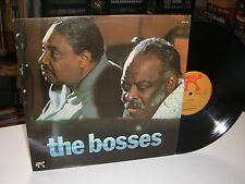 33 TOURS / LP--JOE TURNER & COUNT BASIE--THE BOSSES