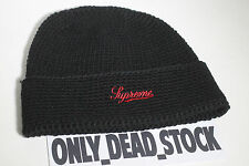SUPREME 2 TONE WOOL BLACK BEANIE CAP HAT CAPS CAMP MAGENTA GREEN SLATE BOX LOGO
