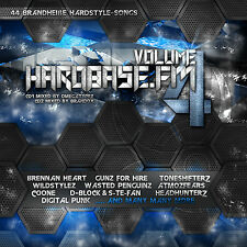 CD HardBase.FM Volumen Four de Various Artists 2CDs