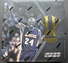 2016 Panini Kobe Bryant HeroVillain Basketball Card Box Set