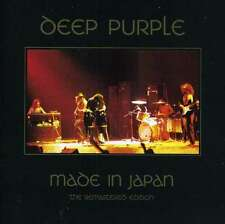 DEEP PURPLE - Made In Japan (25th Anniversary Edt.) -Live- 2 CD Set !! - NEUWARE